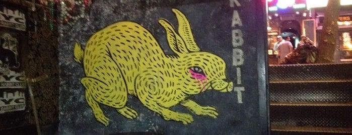 124 Old Rabbit Club is one of Manhattan Essentials.