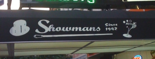 Showman's is one of jazz Venue.