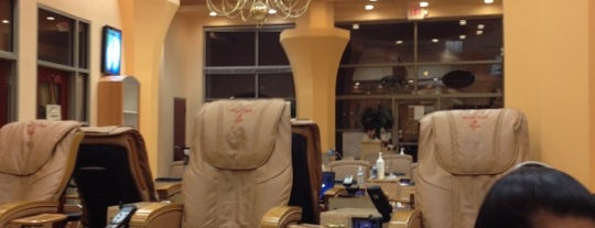 Signature Nails & Day Spa is one of Favorite Spots.