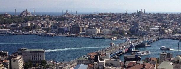 Galata Köprüsü is one of My Istanbul.