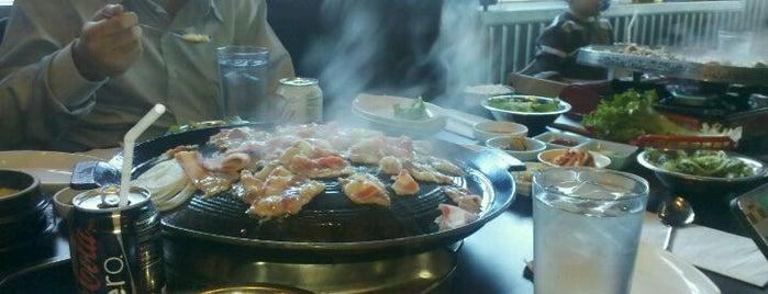 Honey Pig Gooldaegee Korean Grill is one of Best of Baltimore - Diners.