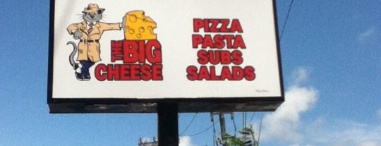 The Big Cheese of Miami is one of Lukas' South FL Food List!.