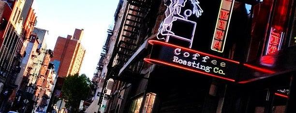 Caffe Vita Coffee Roasting Co. is one of NY Espresso.