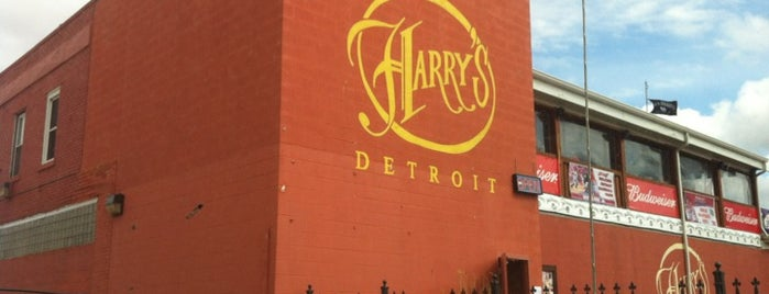 Harry's Detroit is one of Best Bars in Detroit to watch NFL Sunday Ticket.