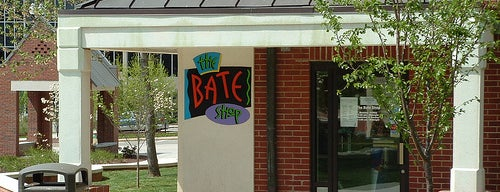 The Bate Shop at WKU is one of Campus Tour.