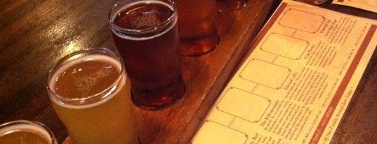 Half Moon Restaurant & Brewery is one of Brewery Bucket List.