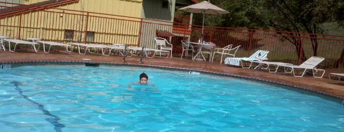 Greenhorn Creek Swimming Pool is one of Sonora's Active Four Square List.