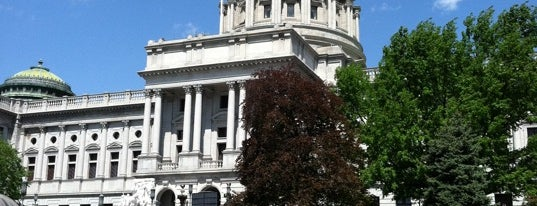 Pennsylvania State Capitol is one of State Capitols.