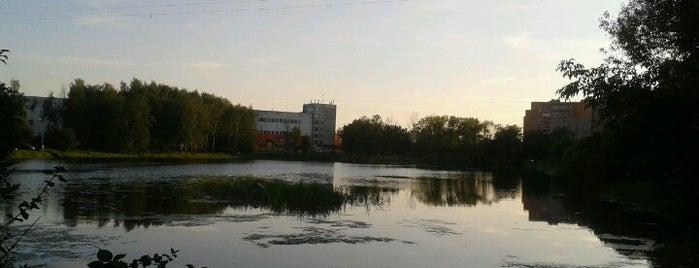 Киово is one of Лобня.
