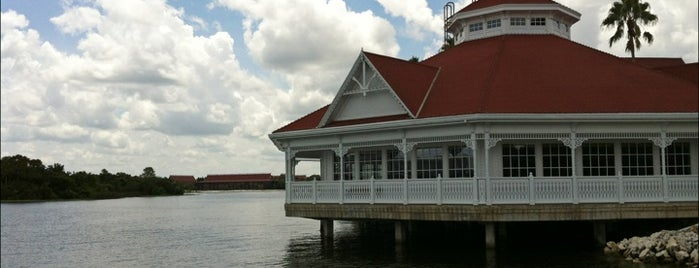 Boat Launch, Disney's Grand Floridian Resort is one of Walt Disney World.