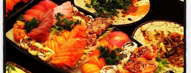 Shinkai Sushi is one of Japoneses.