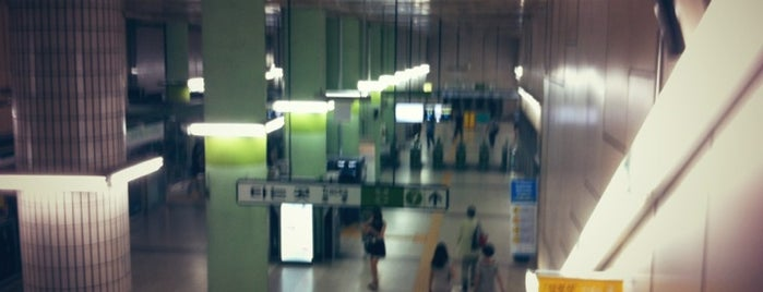 Soongsil Univ. Stn. is one of Subway Stations in Seoul(line5~9).