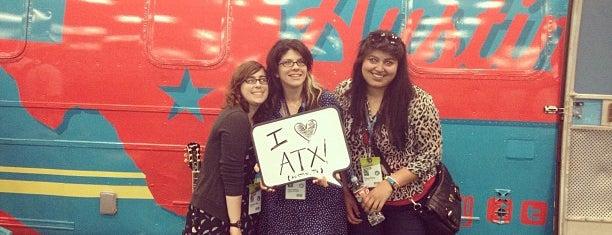 ATX Airstream at SXSW is one of Speakmans SXSW Venues in Austin.