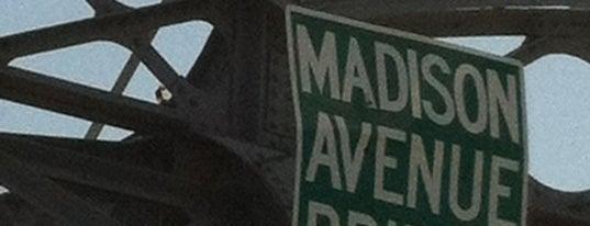 Madison Avenue Bridge is one of NYC Dept of Transportation Bridges.