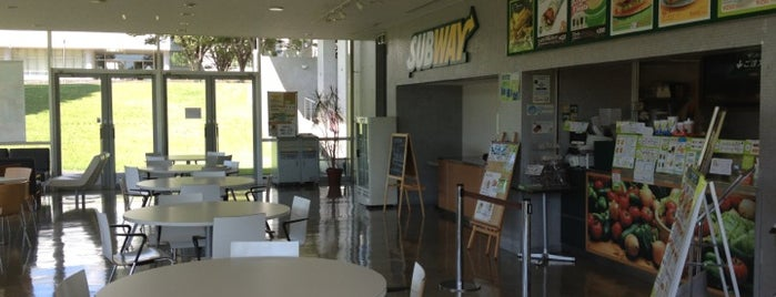 SUBWAY 慶應大学SFC店 is one of SFG.