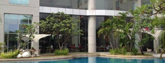 Hotel Santika Premiere Jakarta is one of The 15 Best Places for Breakfast Food in Jakarta.