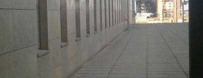 Bâtiments EPFL