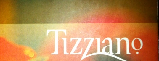 Tizziano is one of Restaurantes.