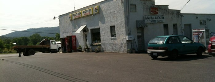 Fulks Run Grocery is one of 500 Things to Eat & Where - South.
