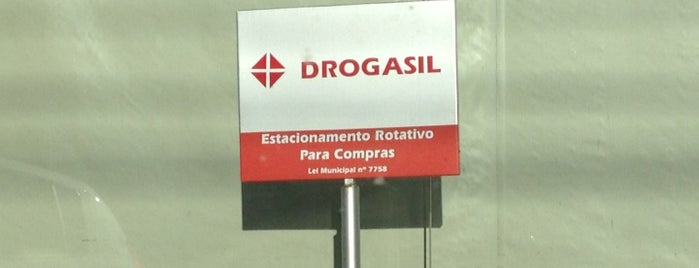 Drogasil is one of Utilidade Pública.