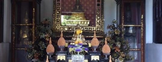 หอพระพุทธสิหิงค์ is one of Holy Places in Thailand that I've checked in!!.