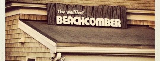 The Beachcomber is one of a local's guide to Cape Cod.