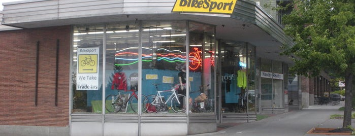 Bikesport is one of InBallard Members.