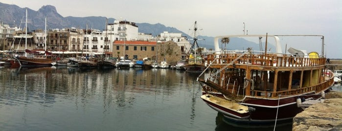 Kyrenia is one of Kıbrıs.