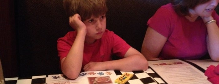 Polcari's is one of Kids Eat Free.