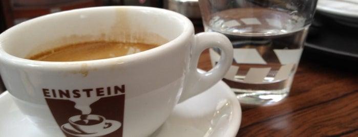 Einstein Kaffee is one of 36 hours in...Berlin.