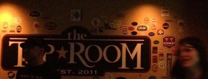 The Tap Room is one of Venues We've Visted.