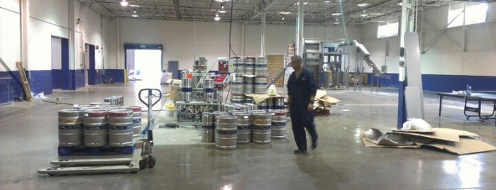 Rochester Mills Production Brewery is one of Breweries to Visit.