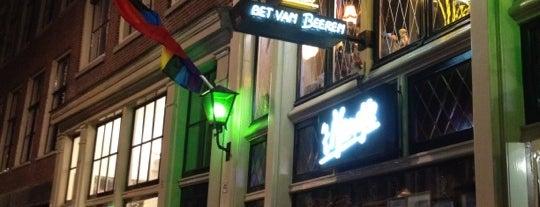 Café 't Mandje is one of Amsterdã, Holanda.