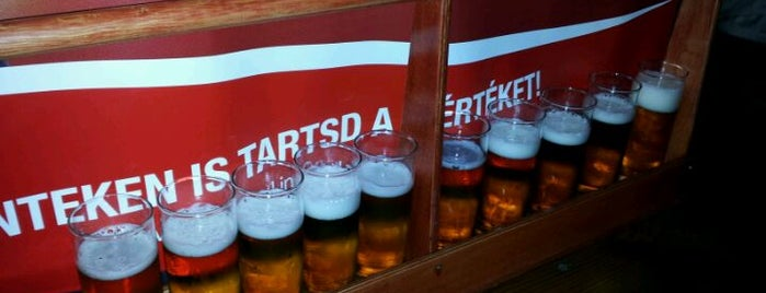 The best cheap pubs in downtown Budapest