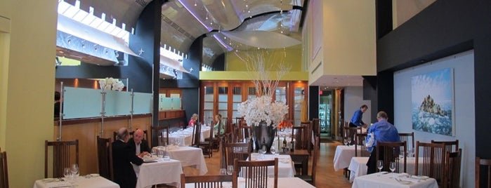 Pangaea Restaurant is one of Accessible Restaurants.