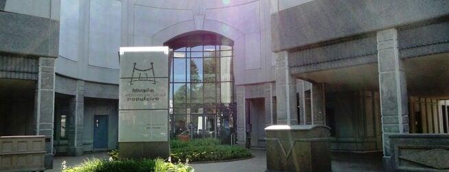 Musée Québécois de culture populaire is one of T-Rès Trois-Rivières #4sqCities.