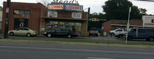 Meads Liquor is one of Hi*T Locations -  Maryland.