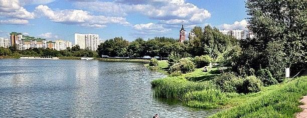 Парк «Борисовские пруды» is one of Раз.