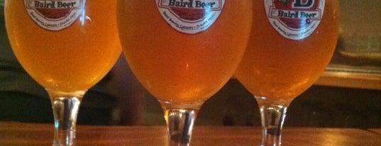 Baird Bashamichi Taproom is one of Craft beer around the world.