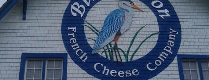 Blue Heron French Cheese Co. is one of Oregon.