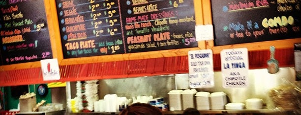 Baja Burrito is one of The 15 Best Places for a Seafood in Nashville.