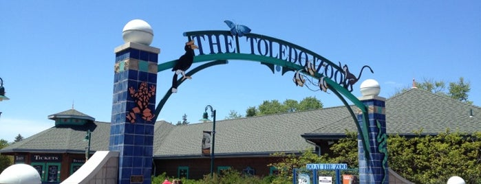 Toledo Zoo is one of Places in the mighty #toledo area. #ttown #visitUS.