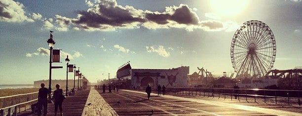 Ocean City Boardwalk is one of Favorite Places.
