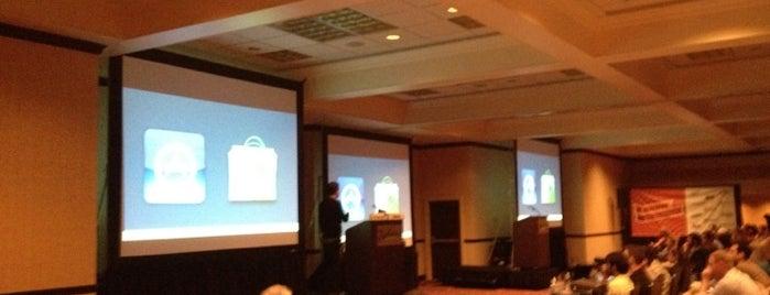 Radisson, Town Lake Ballroom is one of Austin/SXSW 2012.