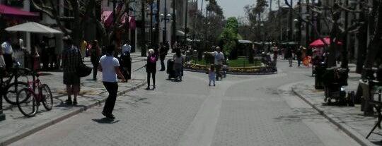 Third Street Promenade is one of Must Visit - LA.
