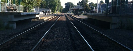 MBTA Melrose Highlands Station is one of Train Stations-Andover to Boston.