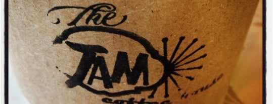 The Jam Coffeehouse is one of Nashville to-do.