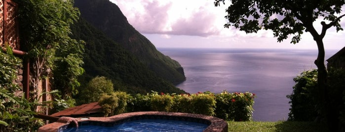 Ladera Resort is one of Getaway | Hotel.