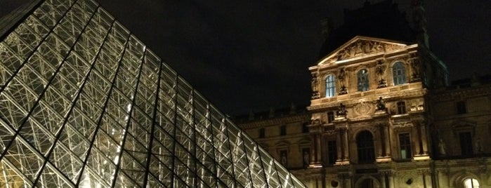 The Louvre is one of First Time in Paris?.