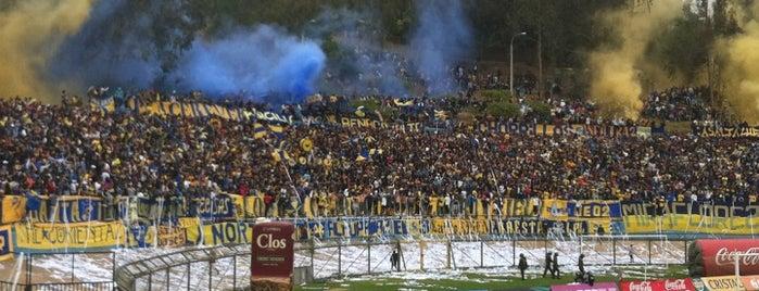 Estadio Sausalito is one of Estadios.